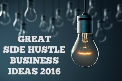Find the Right Side Hustle for You in 2016